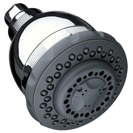 Culligan Wall-Mounted Filtered Shower Head with Massage