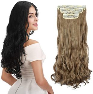 REECHO Clip in Hair Extensions