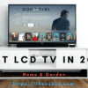 best lcd tv in 2020