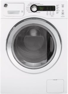 GE Compact Frontload Washer
